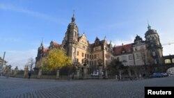 Museum bersejarah Green Vault di kota Dresden, Jerman yang dibangun tahun 1723 (foto: dok).