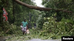 Pričinjena šteta na ostrvu Gvadalupe