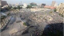 میدان تحریر. ۲۱ نوامبر ۲۰۱۱