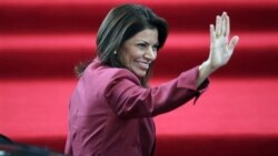 El decreto que sacó a la ministra fue sancionado por la propia presidenta de Costa Rica, Laura Chinchilla.