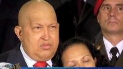 委内瑞拉总统查韦斯术后誓言将胜选