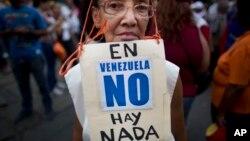 El precio del petróleo también influye en el índice inflacionario en Venezuela, pues ahora se cotiza en mínimos y representa el 95% de las exportaciones del país.