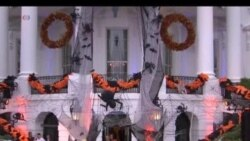 The White House Celebrates Halloween