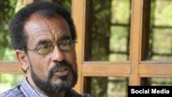 L'opposant éthiopien Bekele Gerba.