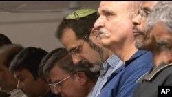 امریکہ: مسلمانوں اور یہودیوں کا مشترکہ افطار