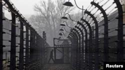 Bekas kamp Nazi-Jerman Auschwitz-Birkenau yang kini menjadi museum (foto: dok).