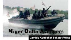 Tsagerun yankin Niger Delta.