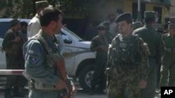 واکنش برخی از مقامات افغان به کشته شدن رئیس شورای عالی صلح