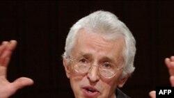 Американский физик-ядерщик Зигфрид Хекер (архивное фото)