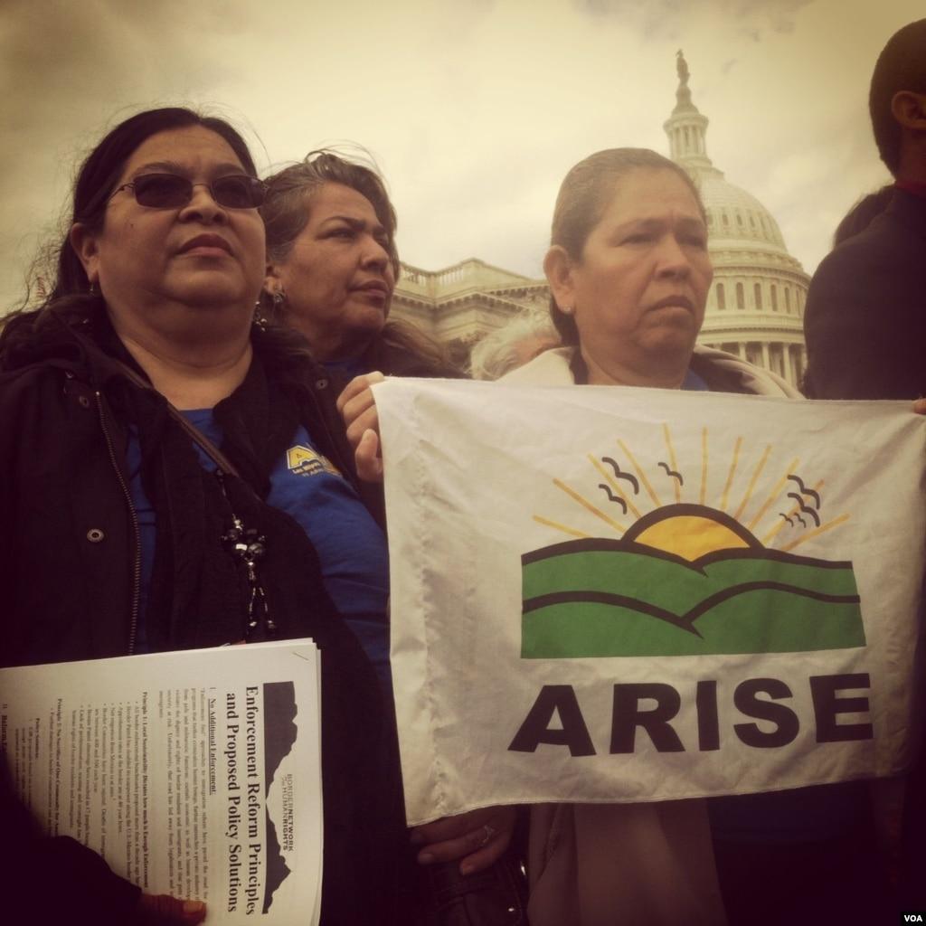 Last News On Immigration Reform: US Border Activists Urge Humane Immigration Reform