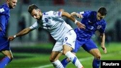 Kosovo, Croatia, Football