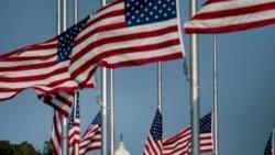 Fête de l'Independance aux Etats-Unis