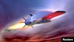 El Waverider fue diseñado para alcanzar velocidades por encima de Mach 6, lo que equivale a seis veces la velocidad del sonido.
