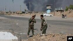 گروه داعش در عراق و سوریه به شکست کامل نزدیک است.
