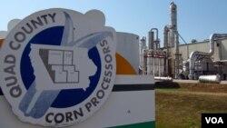Fabrika za preradu kukuruza u etanol