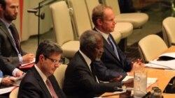 လံုၿခံဳေရးေကာင္စီမွာ Kofi Annan ျမန္မာ့အေရး႐ွင္းလင္း