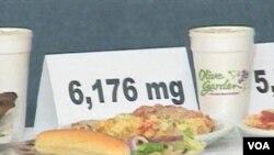 Najviše soli sadrže restoranska i pakirana jela