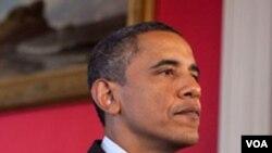 E presidente, Barack Obama pasará el feriado del 4 de julio con su familia en Camp David.