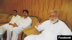 وفاقی وزیر اکرم خان درانی (فائل فوٹو)
