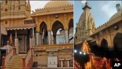 کراچی کا 128 سال پرانا سوامی نارائن مندر کئی ثقافتوں کا امین