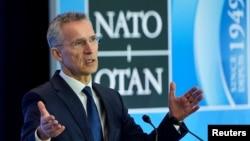 Generalni sekretar NATO-a Jens Stoltenberg, Foto: REUTERS/Joshua Roberts