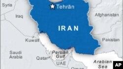 이란과 주변국 지도(자료사진)