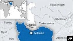 هلاکت پاسداران انفلاب در اثر انفجار در یک پایگاه نظامی ایران