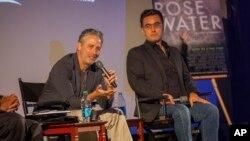 جان استوارت و مازیار بهاری در گفت و گویی درباره فیلم «گلاب»