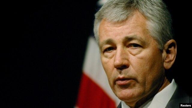 La suerte de Hagel como nuevo secretario de Defensa depende ahora del pleno del Senado.
