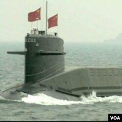 Kineska vojna podmornica