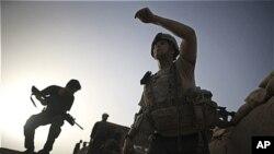 아프가니스탄에서 임무수행 중인 미군(자료사진)