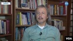 7 Ekim 2019 - Ankara, Türkiye - Prof. Dr. İlhan Üzgel