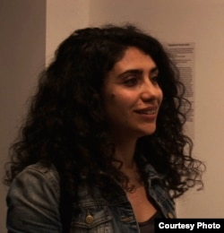 """Derya Gumus is co-director of """"Zilan,"""" a video documentary of the massacre of thousands of Kurds and the exile of many more by the Turkish state in the 1930s."""