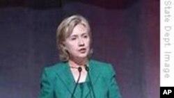 美国国务卿克林顿指称美中关系进入新时代