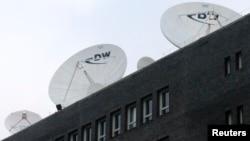 Kantor Deutsche Welle di Berlin, Jerman (foto: ilustrasi).