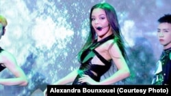 Alexandra ທິດາວັນ ບຸນຊ່ວຍ