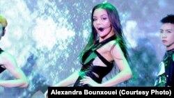 ຟັງເພງ ຮັກເຈົ້າຕະຫຼອດໄປ - Alexandra ທິດາວັນ ບຸນຊ່ວຍ