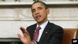 奧巴馬敦促國會通過就業法案。