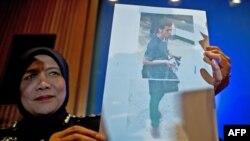 Cảnh sát Malaysia cho biết một trong hai người dùng hộ chiếu giả là Pouria Nour Mohammed Mehrdad (hình trên), một thanh niên Iran 19 tuổi.