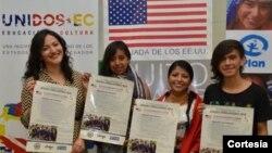 """El programa de """"Jóvenes Embajadores"""" se realiza en Quito desde hace 10 años."""