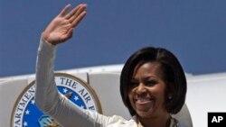 Mke wa Rais wa Marekani, Michelle Obama