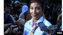 Menteri Kelautan dan Perikanan RI Susi Pudjiastuti (Foto: dok.)