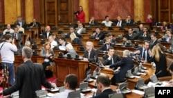Vanredna sednica Skupštine Srbije na dnevnom redu je imala izbor predsednika i članova Saveta Agencije za energetiku.