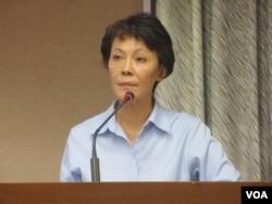 台灣在野黨國民黨立委黃昭順。