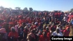 MDC Alliance Rural Masvingo
