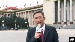 美国之音前驻香港记者熊健