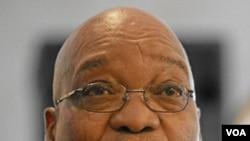 Presiden Afrika Selatan Jacob Zuma