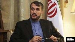 حسین امیرعبداللهیان معاون عربی آفریقای وزارت امور خارجه ایران - آرشیو