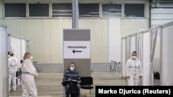Beogradski sajam je jedan od najvećih punktova za masovnu vakcinaciju