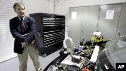 En 2012, se otorgó un subsidio de $120 millones para un nuevo centro de tecnología enfocada en el desarrollo de las baterías.